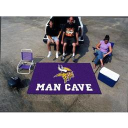 Click here to learn more about the Minnesota Vikings Man Cave UltiMat Rug 5''x8''.
