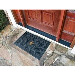 Click here to learn more about the New Orleans Saints Medallion Door Mat.