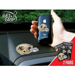 Click here to learn more about the New Orleans Saints Get a Grip 2 Pack.