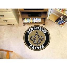 Click here to learn more about the New Orleans Saints Roundel Mat.