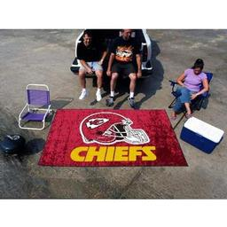 Click here to learn more about the Kansas City Chiefs Ulti-Mat 5''x8''.