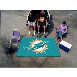 Click here to learn more about the Miami Dolphins Ulti-Mat 5''x8''.