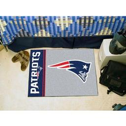 "Click here to learn more about the New England Patriots Uniform Inspired Starter Rug 20""x30""."