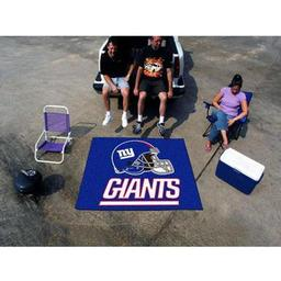 Click here to learn more about the New York Giants Tailgater Rug 5''x6''.