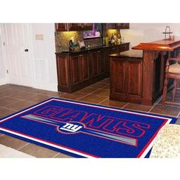 Click here to learn more about the New York Giants Rug 5''x8''.