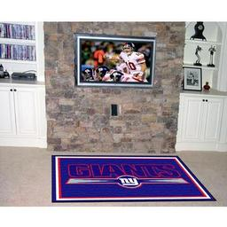 Click here to learn more about the New York Giants Rug 4''x6''.
