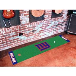 Click here to learn more about the New York Giants PuttingNFL - Green Runner.