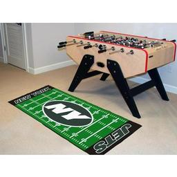 "Click here to learn more about the New York Jets Runner 30""x72""."