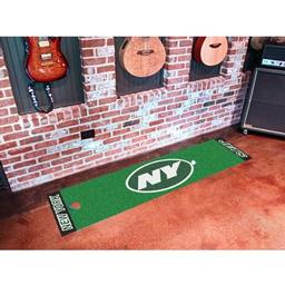 Click here to learn more about the New York Jets PuttingNFL - Green Runner.