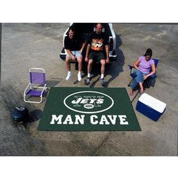 Click here to learn more about the New York Jets Man Cave UltiMat Rug 5''x8''.