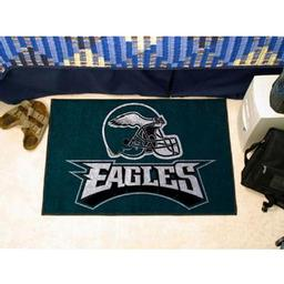 "Click here to learn more about the Philadelphia Eagles Starter Rug 20""x30""."
