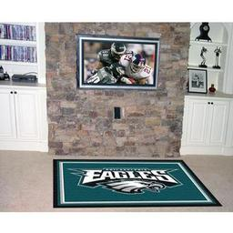 Click here to learn more about the Philadelphia Eagles Rug 4''x6''.