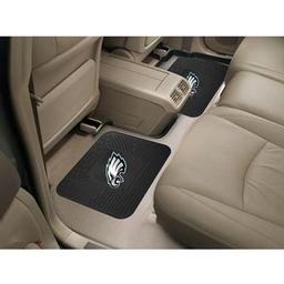 "Click here to learn more about the Philadelphia Eagles Backseat Utility Mats 2 Pack 14""x17""."