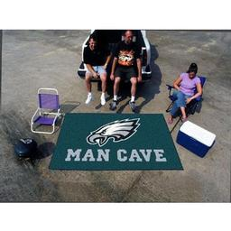 Click here to learn more about the Philadelphia Eagles Man Cave UltiMat Rug 5''x8''.