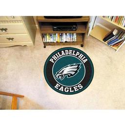 Click here to learn more about the Philadelphia Eagles Roundel Mat.