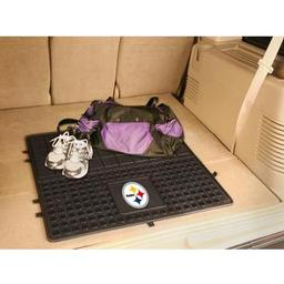 Click here to learn more about the Pittsburgh Steelers Heavy Duty Vinyl Cargo Mat.
