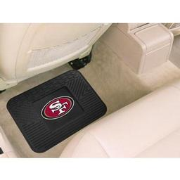 Click here to learn more about the San Francisco 49ers Utility Mat.