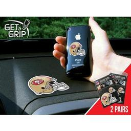 Click here to learn more about the San Francisco 49ers Get a Grip 2 Pack.