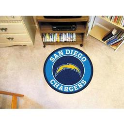 Click here to learn more about the San Diego Chargers Roundel Mat.