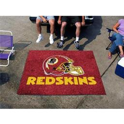 Click here to learn more about the Washington Redskins Tailgater Rug 5''x6''.