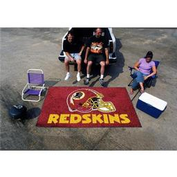 Click here to learn more about the Washington Redskins Ulti-Mat 5''x8''.