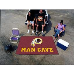 Click here to learn more about the Washington Redskins Man Cave UltiMat Rug 5''x8''.