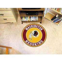 Click here to learn more about the Washington Redskins Roundel Mat.
