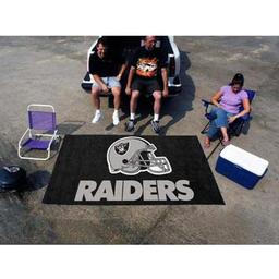 Click here to learn more about the Oakland Raiders Ulti-Mat 5''x8''.