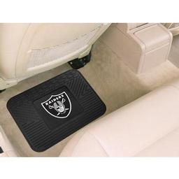 Click here to learn more about the Oakland Raiders Utility Mat.