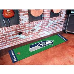 Click here to learn more about the Seattle Seahawks PuttingNFL - Green Runner.