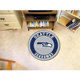 Click here to learn more about the Seattle Seahawks Roundel Mat.