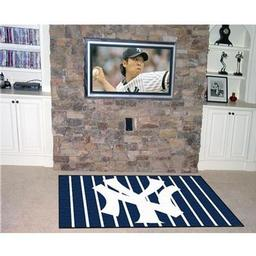 Click here to learn more about the New York Yankees Rug 5''x8''.