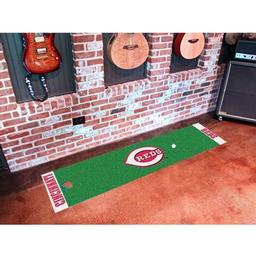 Click here to learn more about the Cincinnati Reds Putting Green Runner.