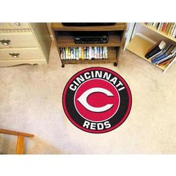 Click here to learn more about the Cincinnati Reds Roundel Mat.