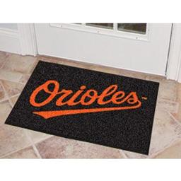 "Click here to learn more about the Baltimore Orioles Starter Rug 20""x30""."