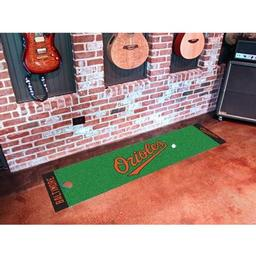 Click here to learn more about the Baltimore Orioles Putting Green Runner.