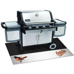 "Click here to learn more about the Balitmore Orioles Grill Mat 26""x42""."