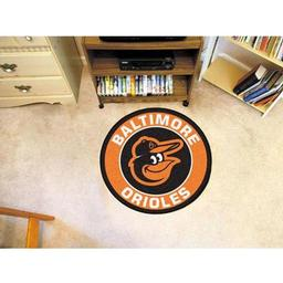 Click here to learn more about the Baltimore Orioles Roundel Mat.