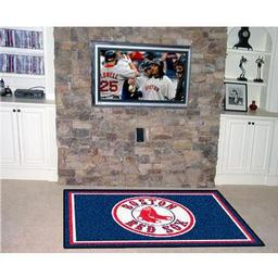 Click here to learn more about the Boston Red Sox Rug 5''x8''.