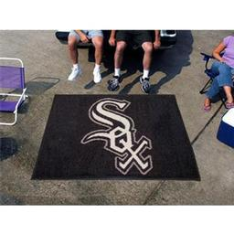 Click here to learn more about the Chicago White Sox Tailgater Rug 5''x6''.