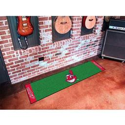 Click here to learn more about the Cleveland Indians Putting Green Runner.
