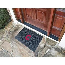 Click here to learn more about the Cleveland Indians Medallion Door Mat.
