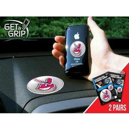 Click here to learn more about the Cleveland Indians Get a Grip 2 Pack.