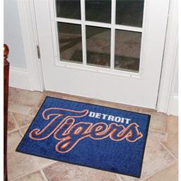 "Click here to learn more about the Detroit Tigers Starter Rug 20""x30""."