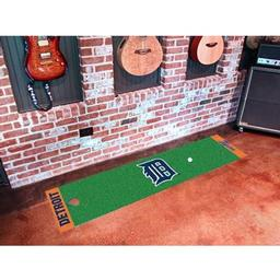 Click here to learn more about the Detroit Tigers Putting Green Runner.