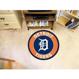 Click here to learn more about the Detroit Tigers Roundel Mat.