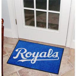 "Click here to learn more about the Kansas City Royals Starter Rug 20""x30""."