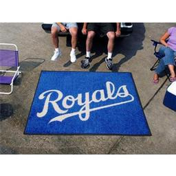 Click here to learn more about the Kansas City Royals Tailgater Rug 5''x6''.