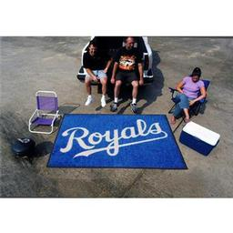 Click here to learn more about the Kansas City Royals Ulti-Mat 5''x8''.