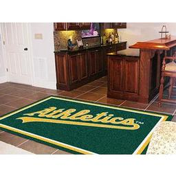 Click here to learn more about the Oakland Athletics Rug 5''x8''.